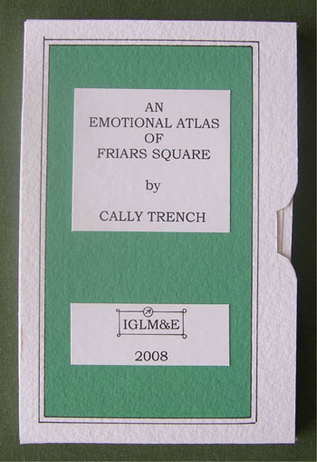 An Emotional Atlas of Friars Square by Cally Trench
