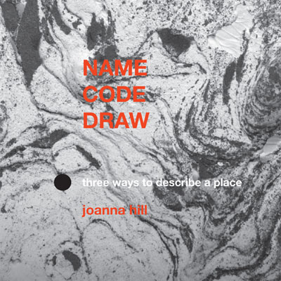Name code draw - Three ways to describe a place by Joanna Hill