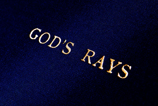 GOD'S RAYS by Kathryn Faulkner