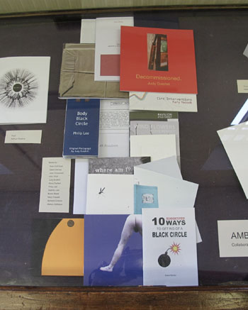 AMBruno: Collaborative Projects and Collections, Leeds 2013