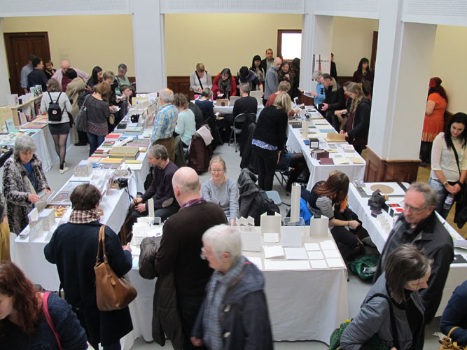 AMBruno: Lists etc. at the 17th International Artists' Book Fair, Leeds