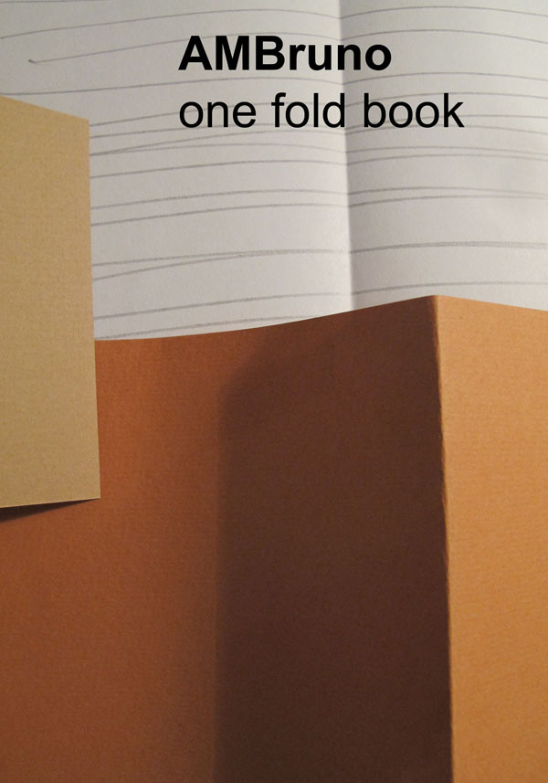 AMBruno: One-fold books