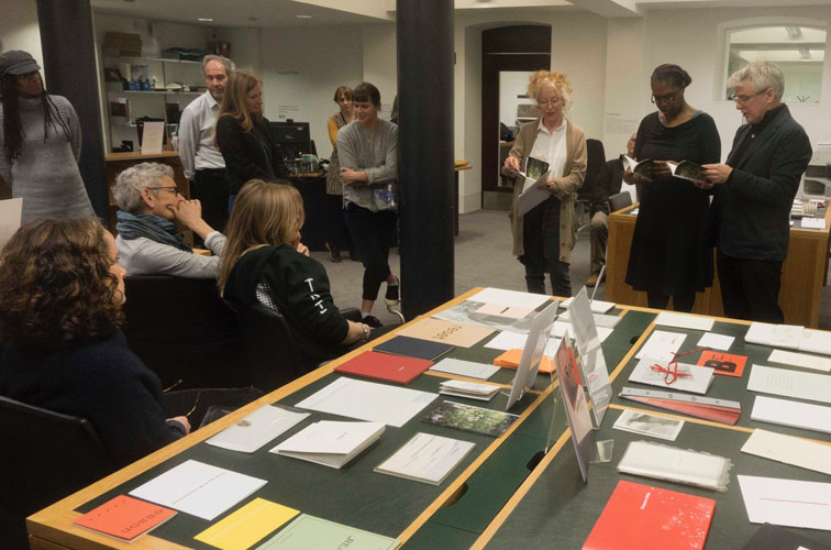 AMBruno Show and Tell  at Tate Britain, 2017