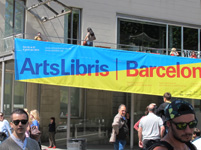 AMBruno at Arts Libris, Barcelona 2014